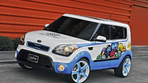 Kia Soul Hole-in-one for SEMA - 2.11.2011