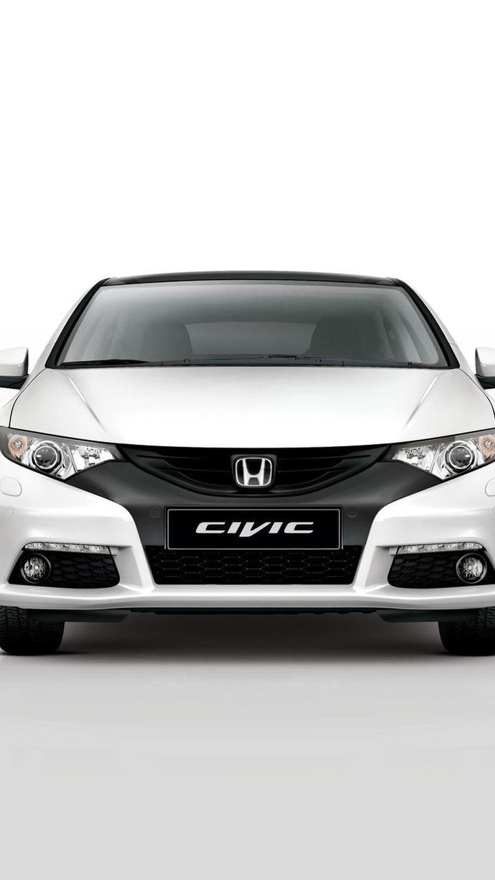 2012 Honda Civic (Euro-spec) - 31.10.2011