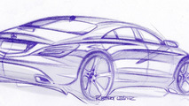 Mercedes Concept Style Coupe unveiled in L.A., production version confirmed for 2013 [video]