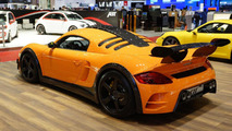 RUF CTR 3 Clubsport live in Geneva 07.3.2012