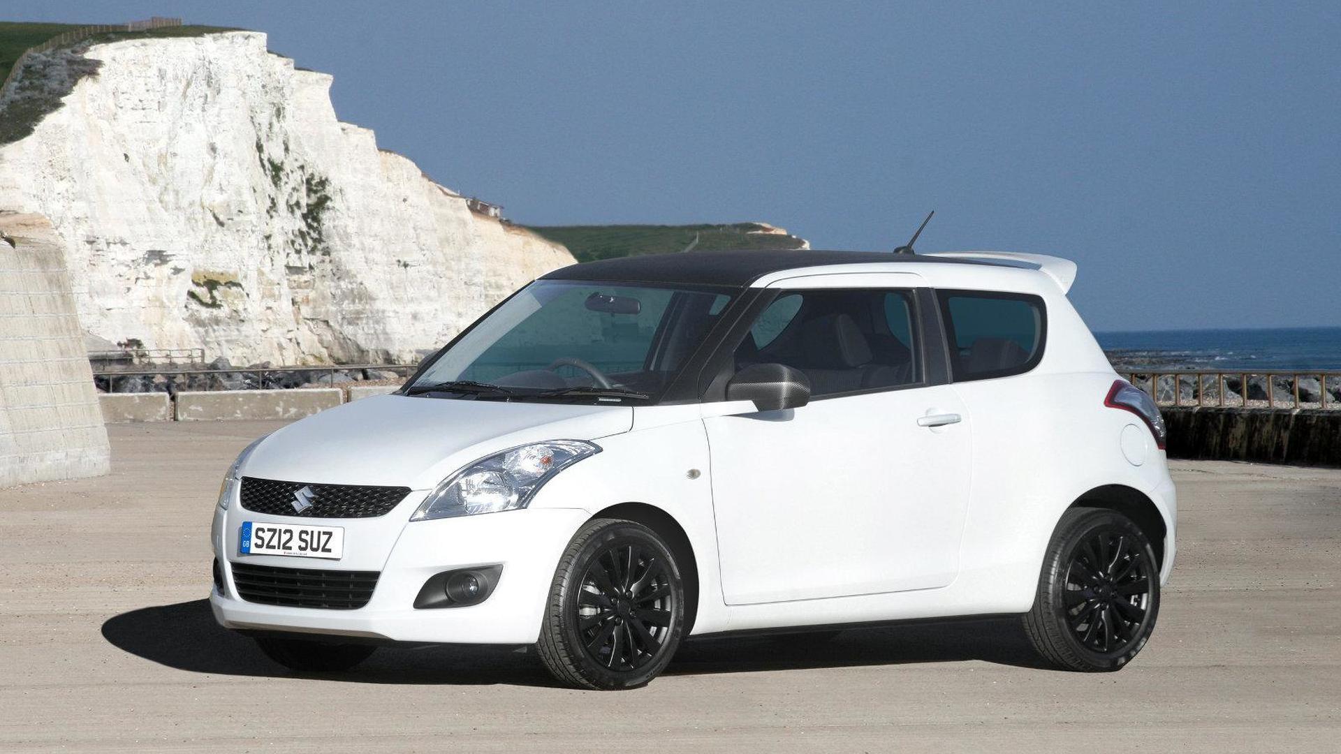 Suzuki gives UK a Swift Attitude