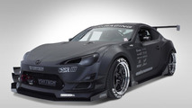 Scion FR-S GT by Daniel Song 26.10.2012