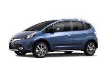Honda Fit Twist revealed in Brazil