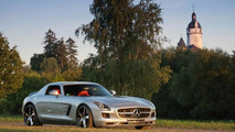 Mercedes SLS AMG MC700 by McChip 05.9.2012