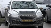 2013 Fiat Linea facelift spy photos 01.02.2012