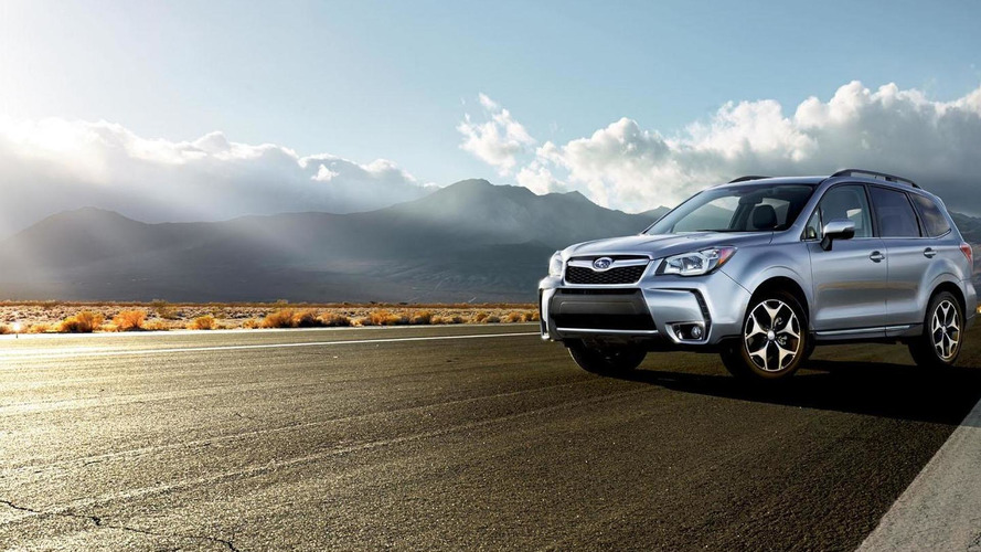 2016 Subaru Forester unveiled with minor updates