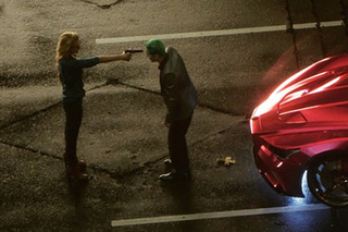 Is This The Joker's New Car from Suicide Squad?