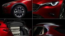 Mazda CX-4 teaser