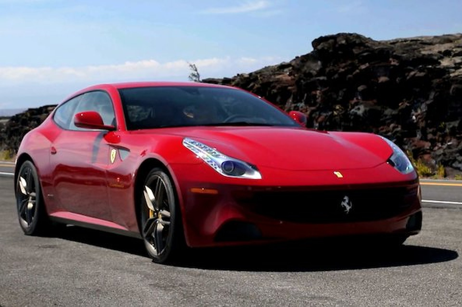 Video: Motor Trend Takes a Ferrari FF to Hawaii Because Why Not