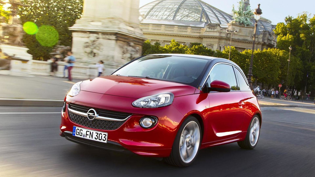Opel Adam 07.8.2013