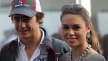 Sauber's Gutierrez visits Caterham HQ - reports