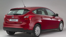 Ford Focus with 1.0-liter EcoBoost engine 12.8.2013
