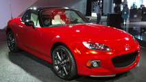 Mazda MX-5 25th Anniversary Edition unveiled at New York Auto Show