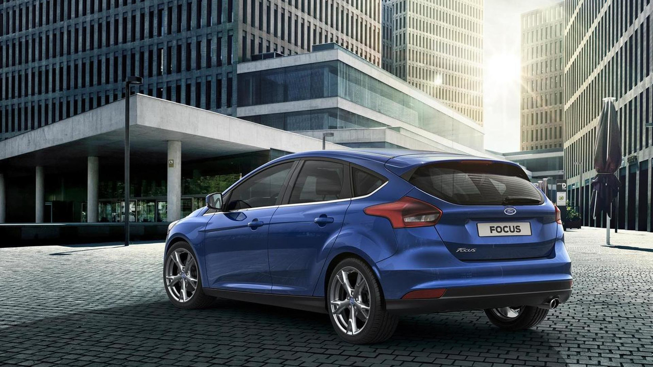 Ford Focus facelift