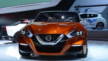 Nissan introduces the Sport Sedan concept, could preview the next Maxima [video]