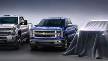 2015 Chevrolet Colorado teased yet again?