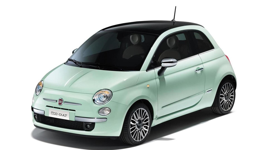 2014 Fiat 500 gains 105 HP TwinAir engine and Cult version