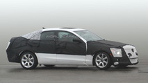 2013 Cadillac ATS spy photo - 11.3.2011