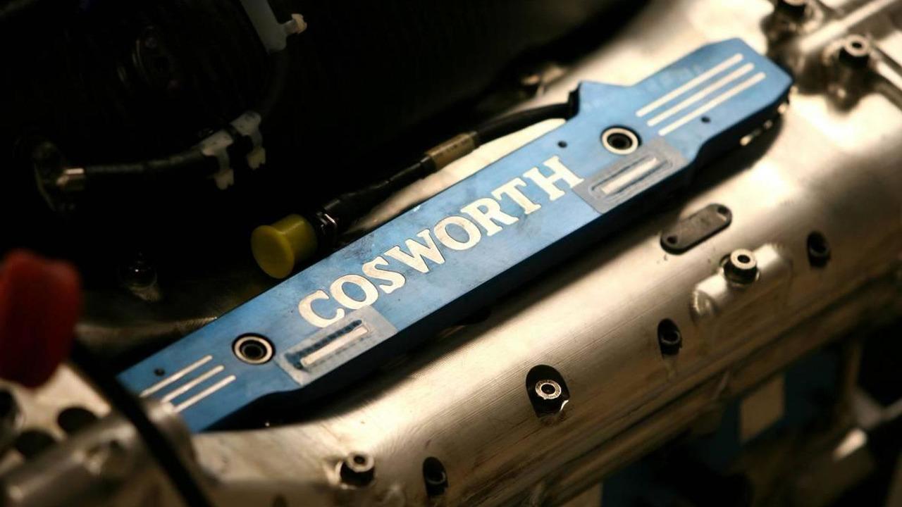 Cosworth engine, British Grand Prix, 08.07.2010 Silverstone, England