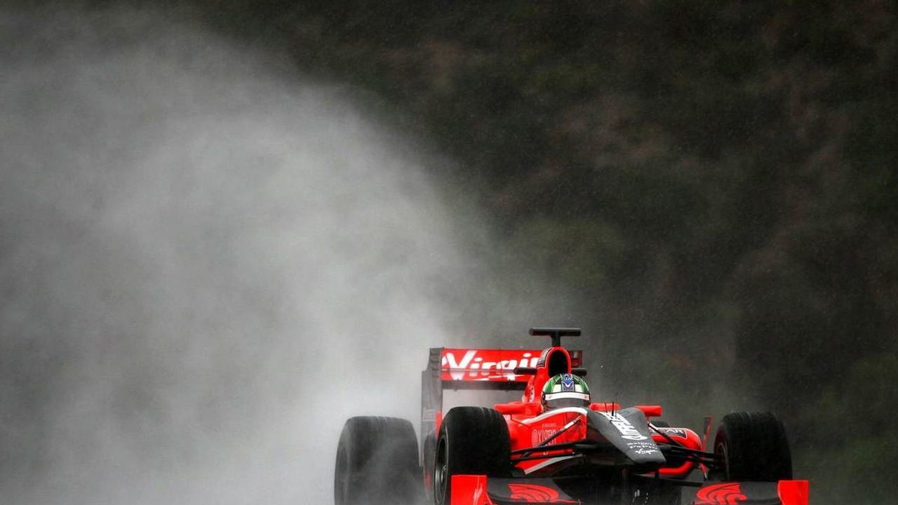 Lucas di Grassi (BRA), Virgin Racing, Jerez, Spain, 12.02.2010