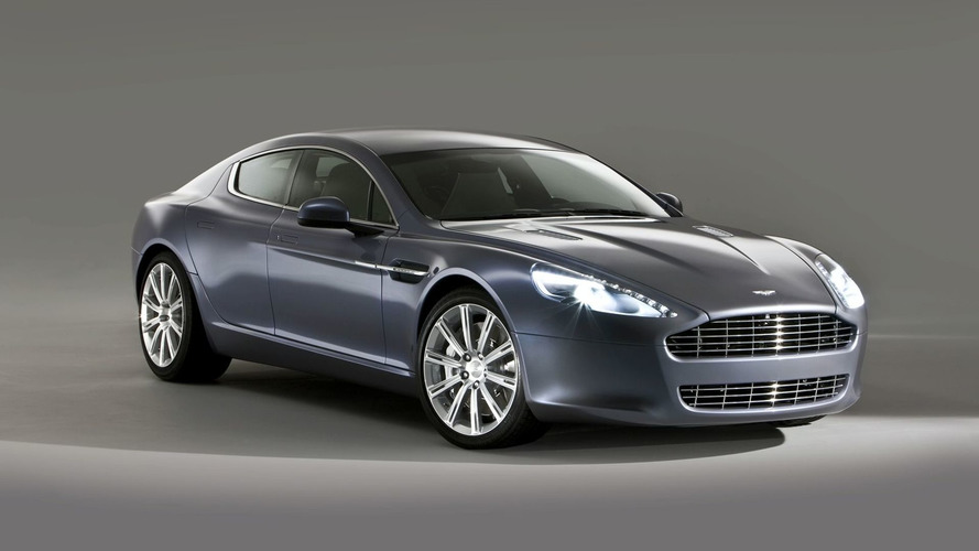 Aston Martin Rapide Pricing Starts at £139,950, New Images Released