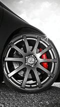 MR Car Design Black Rocco with 370 hp