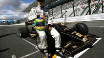 Senna insists Lotus deal reports 'ridiculous'