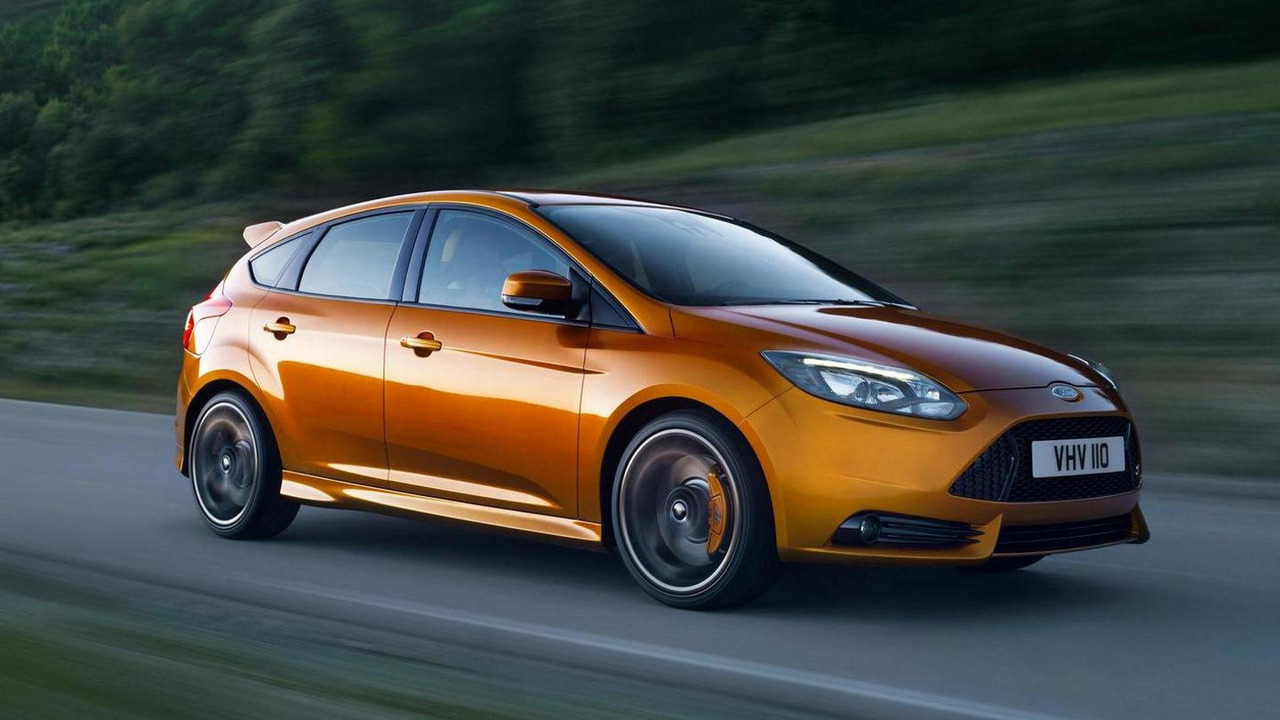 Ford Focus ST Concept