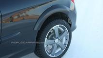 Peugeot 308 Sport mule spy photo