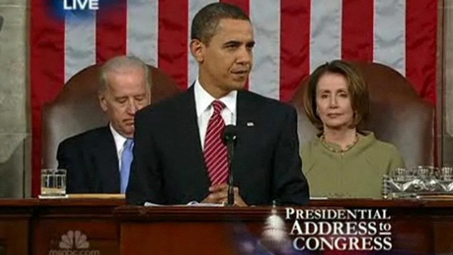 Obama: America invented the automobile
