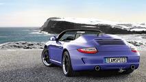 2011 Porsche 911 (997) Speedster Rendered
