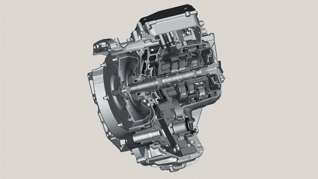 ZF nine-speed automatic transmission - 8.6.2011