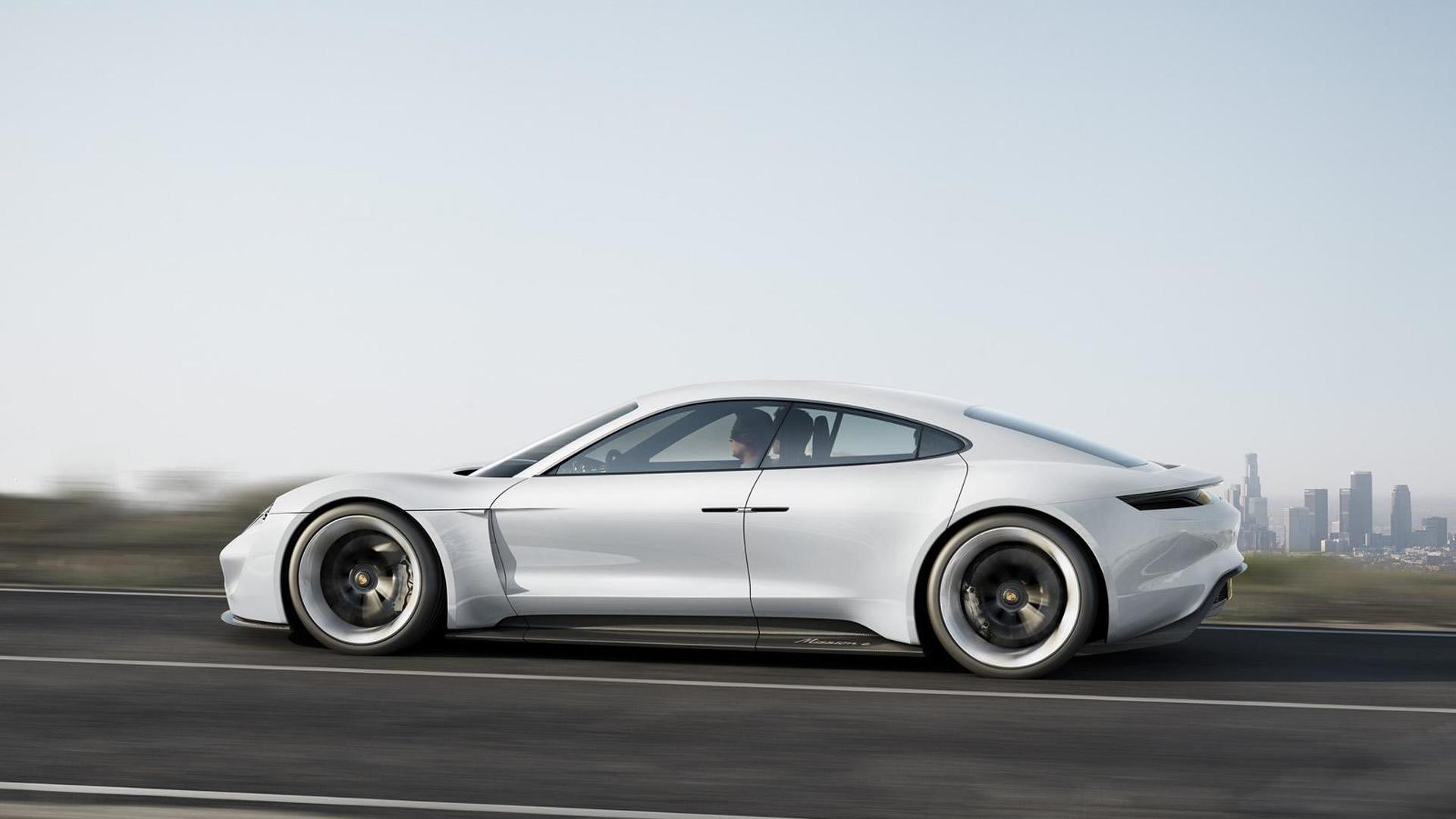 Porsche throws shade at Tesla, calls Ludicrous Mode a 'facade'