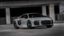 2017 Audi R8 V10 Plus Exclusive Edition finally brings laser lights to America