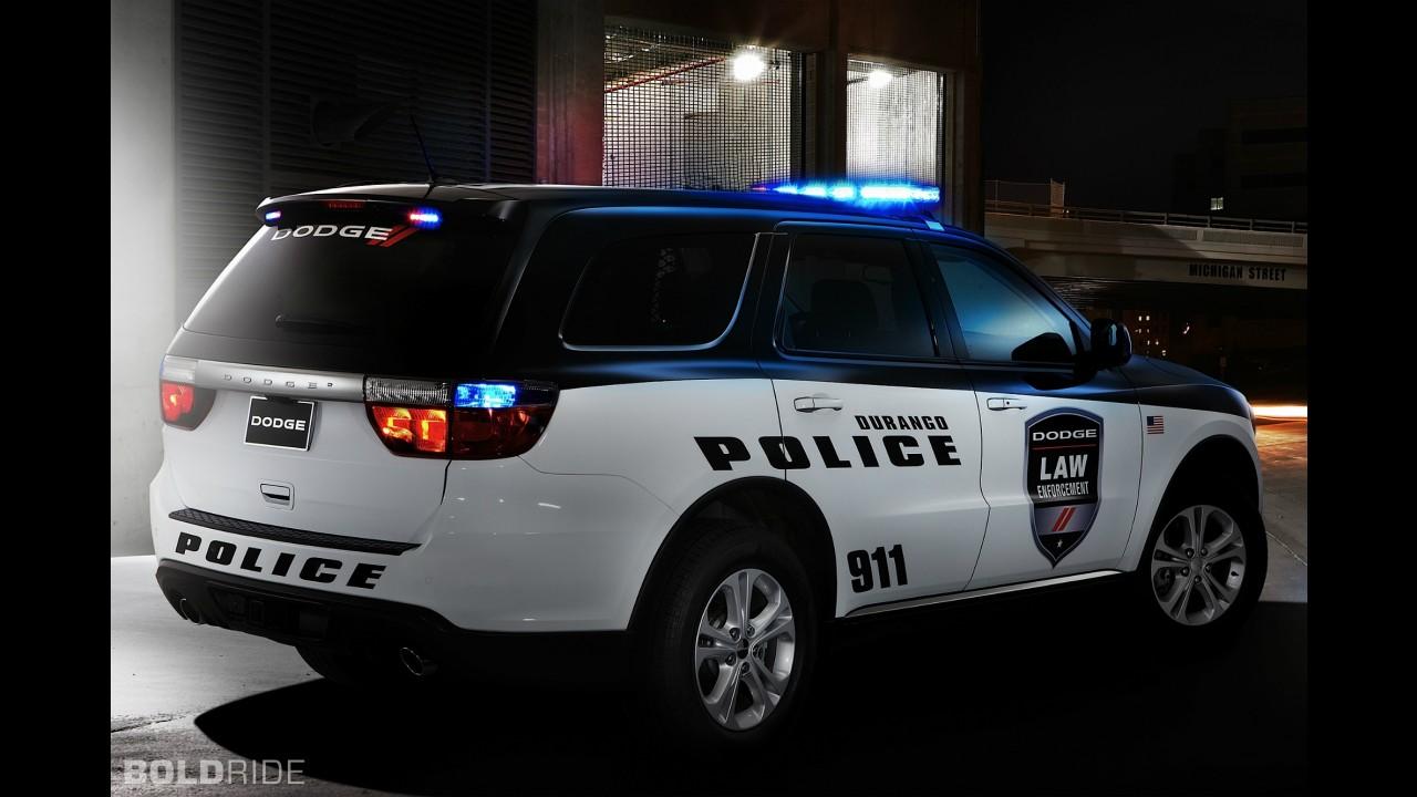 Dodge Durango Special Service Vehicles