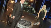 First Jaguar XF Rolls Off Production Line