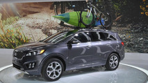 2016 Kia Sorento live in Los Angeles