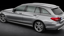 Mercedes-Benz C-Class Estate leaks, debuts later today