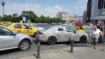 Renault Laguna spy photo / Alexandru Stoian
