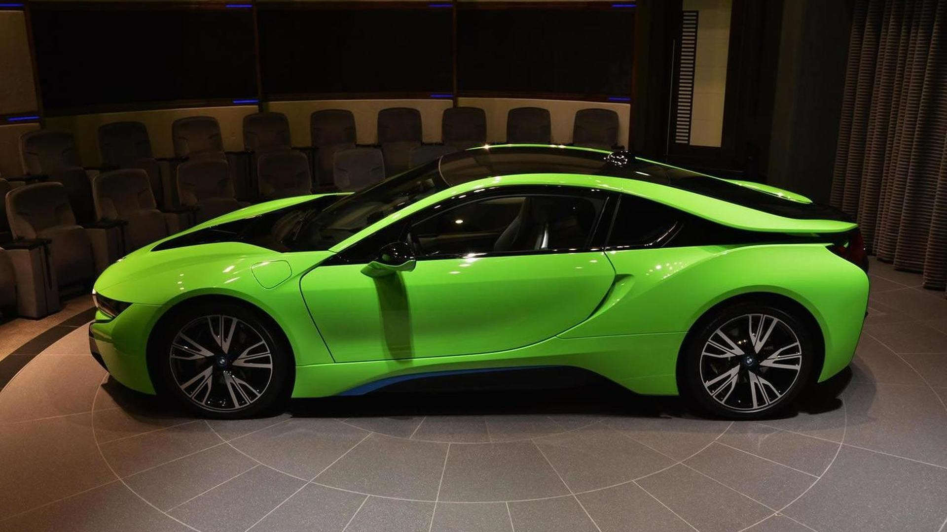 BMW doubles i8 production to keep up with strong demand