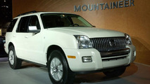 2006 Mercury Mountaineer at Chicago 2005