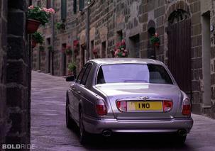 Bentley Arnage Red Label