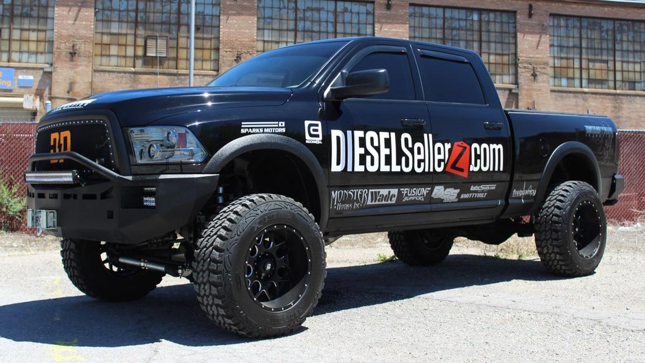 Diesel Brothers truck