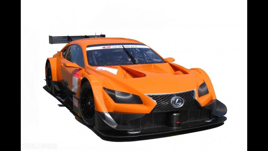 Lexus LF-CC Super GT