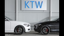 KTW BMW 1 Series Black and White