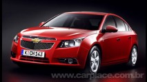 Novo Chevrolet Cruze: Montadora revela oficialmente o seu novo carro global