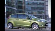 Ford confirma produção do Novo Fiesta no México - Brasil também deve produzir