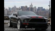Supermáquina estréia nos E.U.A com Ford Mustang Shelby GT500K