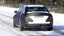 2014 Mercedes-Benz C-Class spotted near Stuttgart [videos]