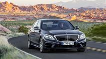 Mercedes to offer an S-Class EV - report